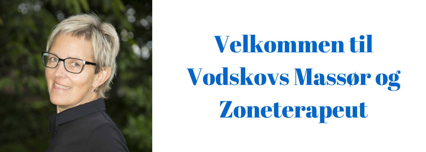Vodskovs Massør & Zoneterapeut - Gitte Kyvsgaard